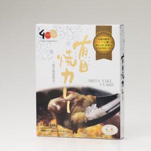 手作りカレールーの有田焼カレー(レトルト)
