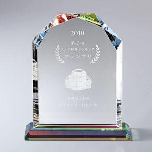 平成23年1月27日 第7回「九州の駅弁ランキング」 第1位グランプリ獲得!!