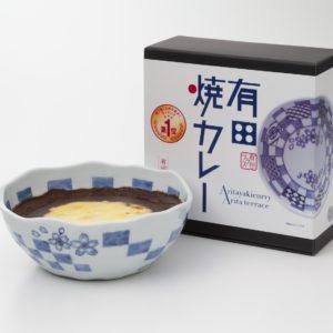 有田焼カレースタンダード(市松桜)